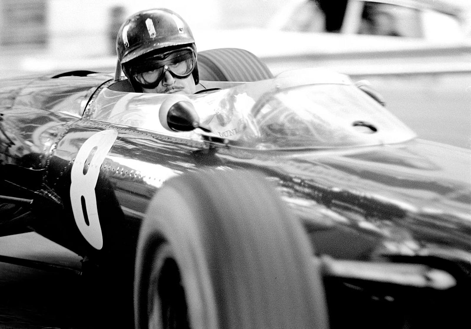 #122 1964 Monaco Grand Prix